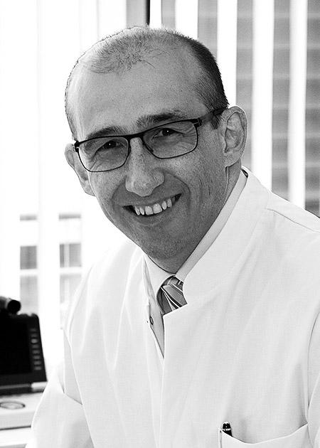 Prof. Dr. Gabriel Krastl
